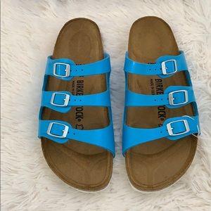 Birkenstock Florida graceful ocean sandals